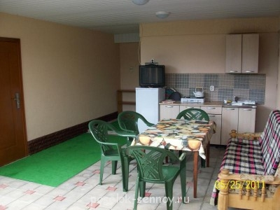 Уютные домики с личной кухней. - 100_1362.JPG