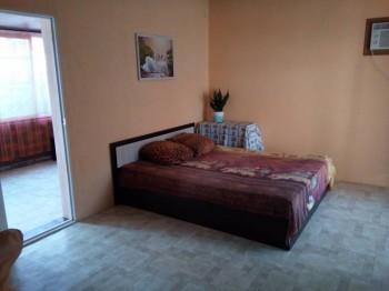 1 спальня, в ней находится двухспальная кровать и двухспальный диванчик. - IMG_20180515_170957[1].jpg