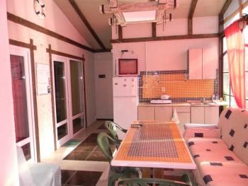 Уютные домики с личной кухней. - DSCN4217.JPG