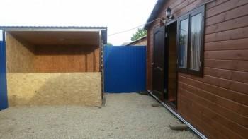 Предлагаем двухкомнатный деревянный домик со всеми удобствами - 4ZV8GSY5j9A.jpg