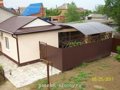 Уютные домики с личной кухней. - 100_1367.JPG