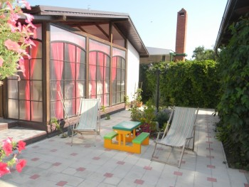 Уютные домики с личной кухней. - DSCN4137.JPG